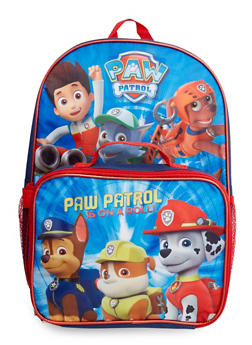Paw Patrol Backpack with Lunch Bag - 3742037540076