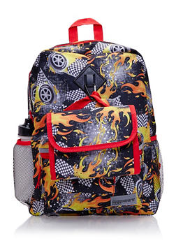 5-Piece Printed Backpack Set - 3742038480205