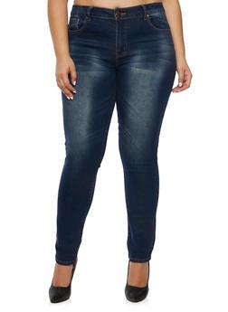 Plus Size VIP Jeans - 3870065307809