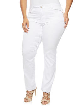Plus Size Jeans in Slim Fit - 3870067545042