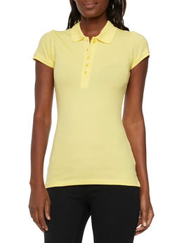 Short Sleeve Polo Shirt - 5203054262537