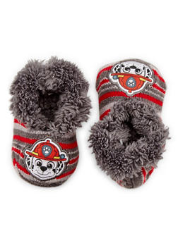 Boys Graphic Slipper Socks - 5565055320002