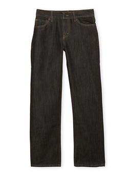 Boys 8-20 Levis 514 Straight Jeans - 5701070340002