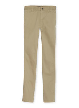 Juniors School Uniform Chino Pants - 5809008930022
