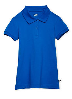 Juniors Short Sleeve Polo School Uniform - 5830008930020