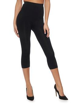 Shapewear Capri Leggings - 6067035160001