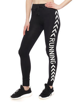 Running Graphic Joggers - 6069001441270