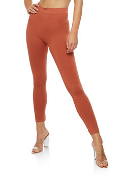 Solid Leggings - 6069041450336
