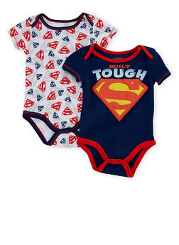 Baby Boy Character Bodysuit 2 Pack - 6506017728701
