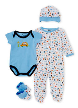 Baby Boy 5 Piece Set - 6506065180100