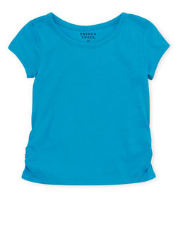 Toddler Girls French Toast Short Sleeve Tee - 6540068321110