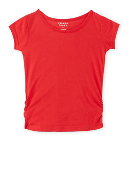 Girls 4-6x French Toast Short Sleeve Tee - 6603068320030