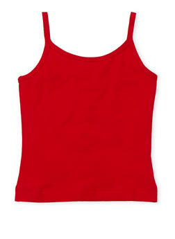 Girls 4-6x French Toast Red Cami Top - 6603068320037