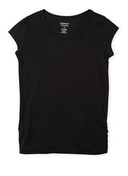 Girls 7-16 French Toast Short Sleeve Tee - 6604068320032