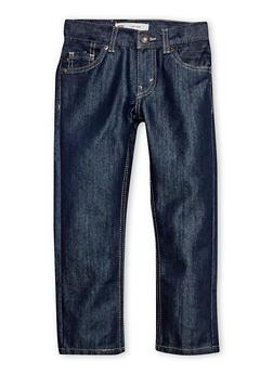 Boys 4-7x Levis 511 Slim Jeans - 6730070340002