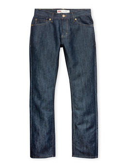 Boys 8-20 Levis Coated Jeans with Slim Fit - 6730070340011