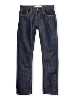 Boys 8-20 Levis 511 Slim Jeans - 6730070340012