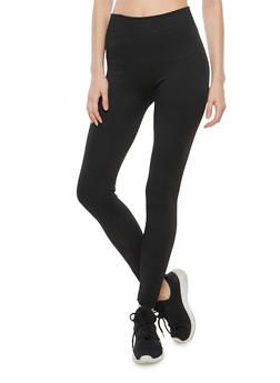 Ribbed Leggings - 7069059164398
