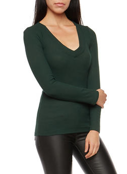 Long Sleeve Thermal Top - 7204054268922
