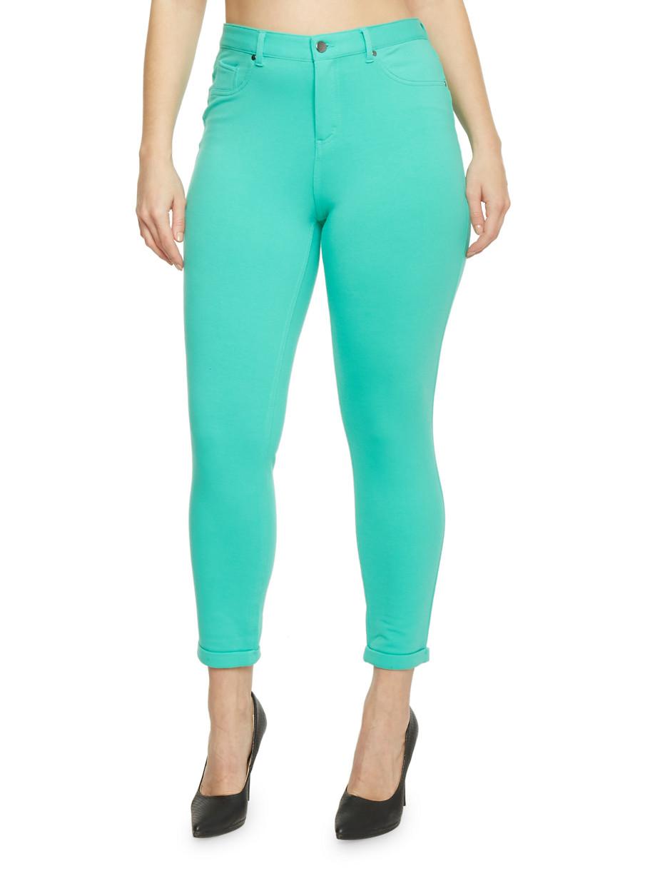 Plus Size Pants | Rainbow