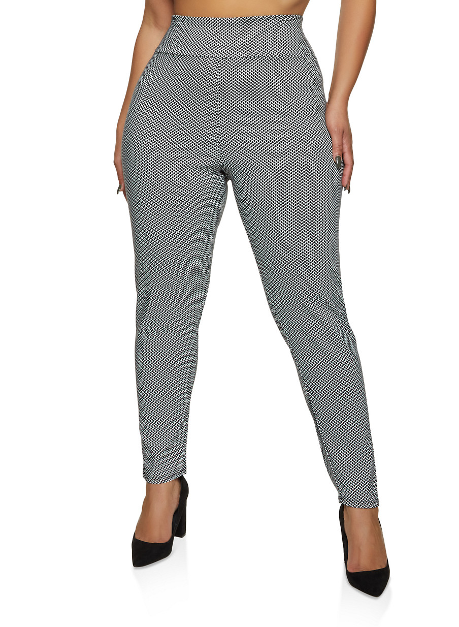 Plus Size Dress Pants - Grey - Size 2X