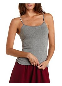 Shelf Bra Cotton Cami