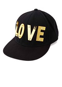 Mirrored Love Baseball Cap
