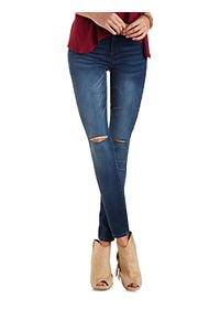 "Refuge ""Skin Tight Legging"" Ripped Skinny Jeans"