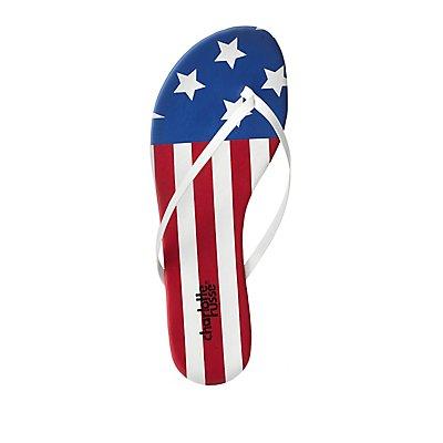Americana Flip-Flop Sandals