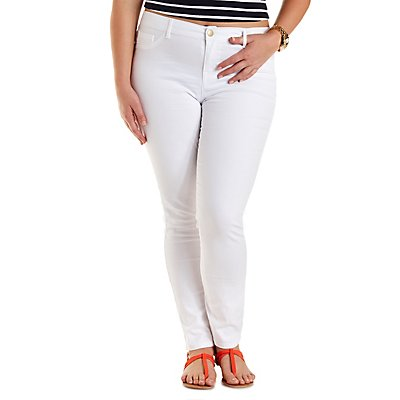 Plus Size Women in Tight Jeans Plus Size Refuge Skin Tight