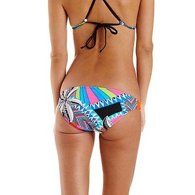 Geometric Print Bikini Bottoms