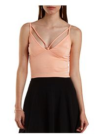 Strappy Ring Crop Top