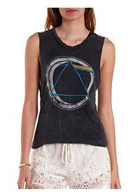 Pink Floyd Graphic Muscle Tee
