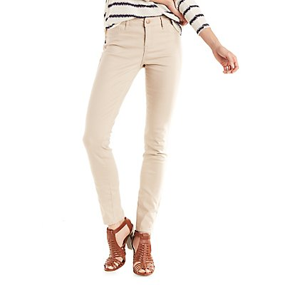 Refuge Skin Tight Legging Colored Skinny Jeans