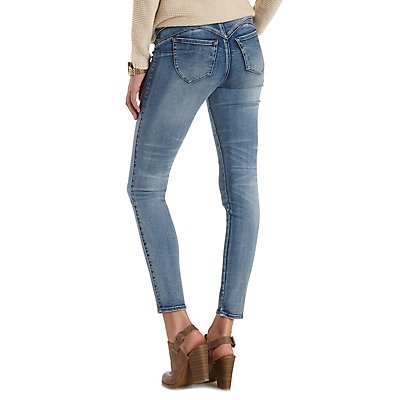 "Refuge ""Push Up Legging"" Lifting Skinny Jeans"