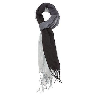 Ombre Wrap Scarf