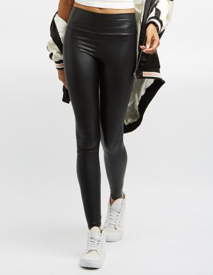 You Can Pull off Leather Pants; Charlotte Russe