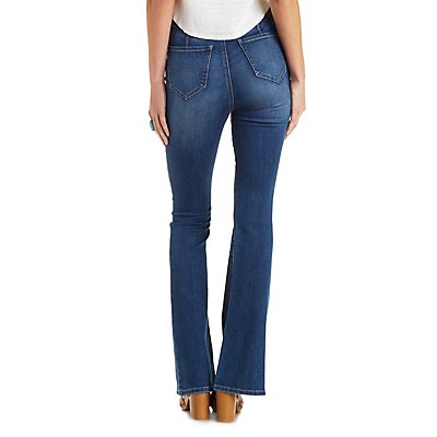 "Refuge ""Flare"" Medium Wash Jeans"