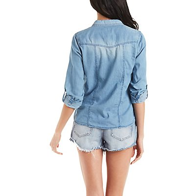 Cowgirl Chambray Shirt