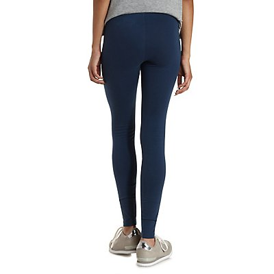 Ankle Length Stretch Cotton Leggings