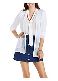 Hacci Cardigan Sweater