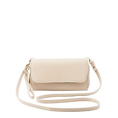Detachable Strap Crossbody Bag
