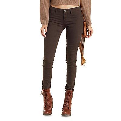 Cello Colored Skinny Jeans