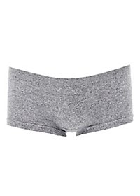 Marled Seamless Boyshort Panties
