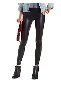 High-Waisted Liquid Legging