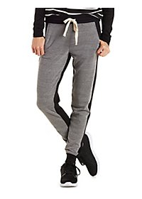 Color Block Drawstring Joggers