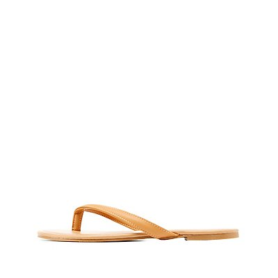 Strappy Thong Sandals