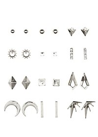 Dreamy Stud Earrings - 12 Pack