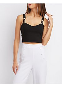 O-Ring Millennium Crop Top