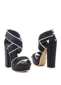 GX by Gwen Stefani Platform Dress Sandals